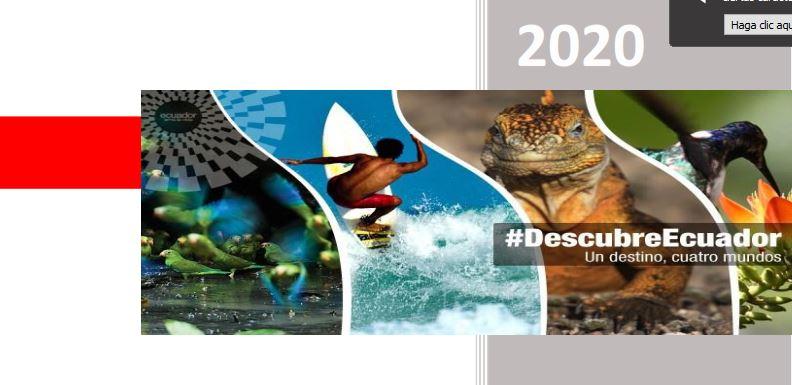 Introducción al Turismo 2020-2