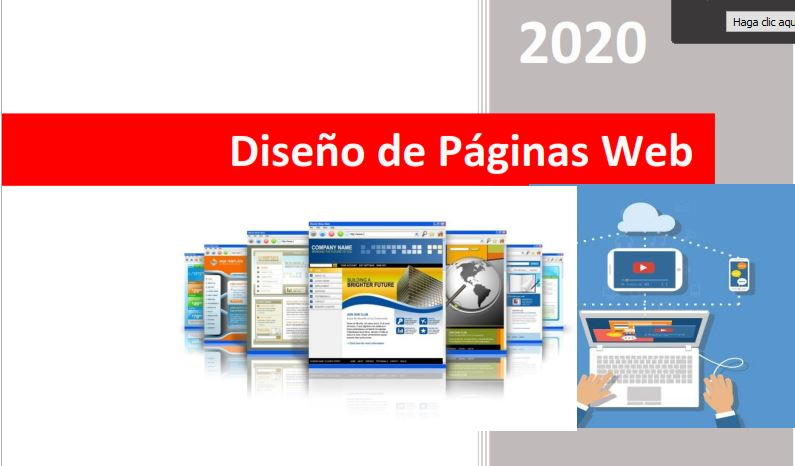 Hotelería Diseño de paginas Web 2020-2